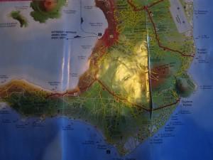62 südlicher Teil von Santorin