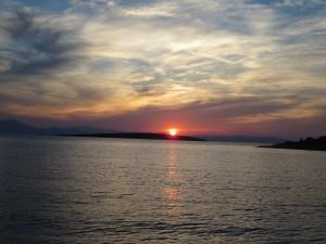 03 Porto Rafti - Sonnenuntergang