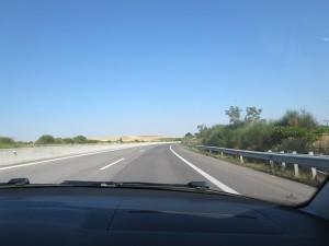 1 Auf der Autobahn