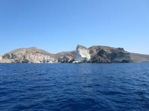 17 Steilküste Santorin
