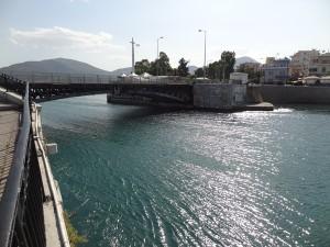 20 Khalkis - die Brücke von Khalkis