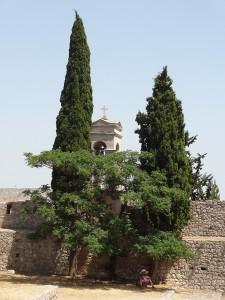 24 Khalkis auf der Festung