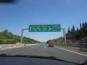 3 auf nach Thessaloniki