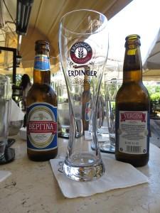 30 Bier in weißbierbläsern aus Bayern