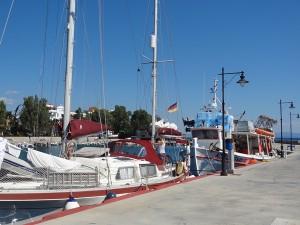 41 L. Aidhipsou - Hafen