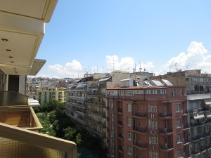 5 Blick vom hotel