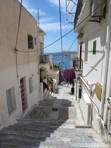 51 Syros -  ja es sind Stufen
