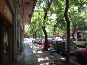 7 Straßen von Thessaloniki