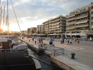 79 Volos - Hafenpromenade