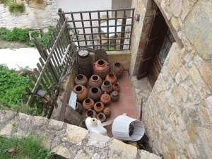 31 Balkongestaltung in Old Alonnisos