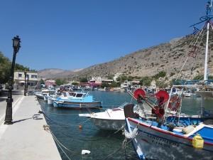 10 Hafen von Vathi