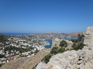 30 Blick über Leros