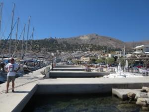 38 Kalymnos neue Steganlage für Yachten