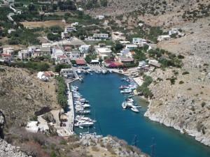 43 Kalymnos Vathi Bucht