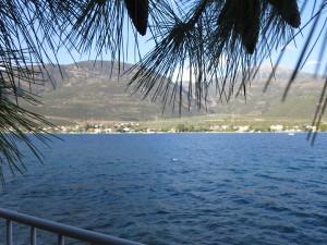 59 Blick aufs Festland von Trizona