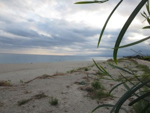 04 Strand soweit das Auge reicht