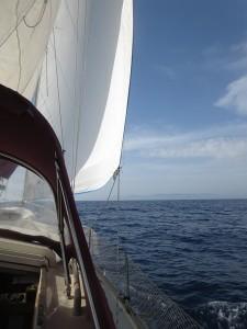 102 Sardinien in Sicht
