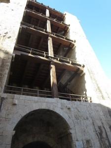 116 eines der Stadttore Cagliari