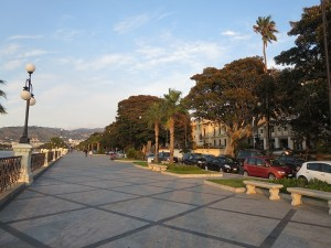 23 gigantische Promenade