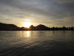 44 Sonnenuntergang