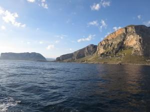 95 letzter Blick auf Sizilien