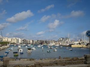 001 erster Spaziergang auf Malta