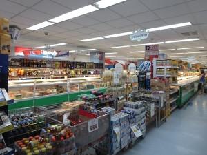 002 englischer Supermarkt