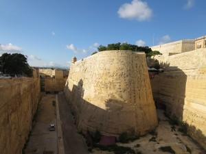 006 Stadtmauer La Valetta