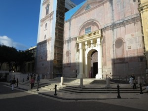 007 Kathedrale wird renoviert