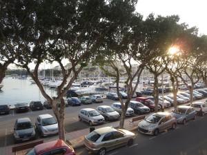 015 Blick auf die Marina Msida