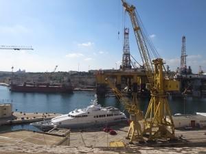 022 Hafen La Valetta