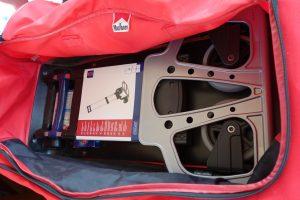 01 Wieder an Bord und diverses im Gepäck
