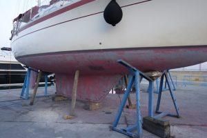 020 Unterwasserschiff