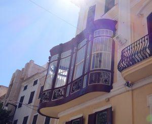 020 englische Balkone