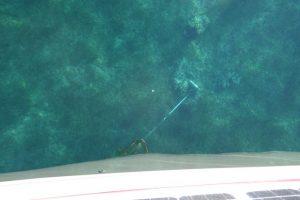 045 klares Wasser... unser Anker
