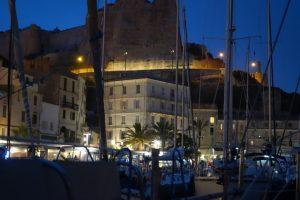 054 Abendstimmung im Hafen
