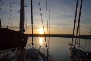 062 Sonnenuntergang