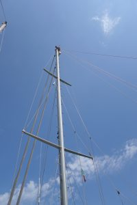 063 Herwart im Mast von Futuro Dos