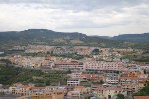 068 Blick auf das neue Castelsardo