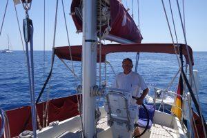 069 Skipper in Aktion