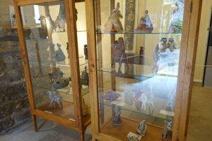 073 Toepferarbeiten im Castel ausgestellt