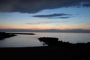 076 Sonnenuntergang