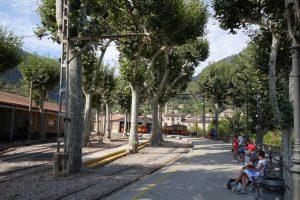 086 Bahnhof von Sòller