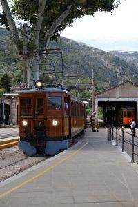 088 Zug nach Palma