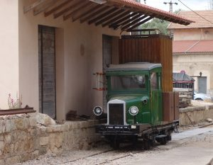 097 Auto umgebaut
