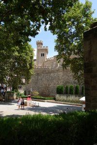 115  Palast Palau de l´Almudaina