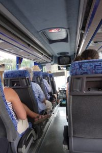 124 mit dem Bus nach Port de Sòller