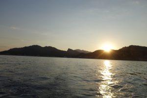 01 Sonnenaufgang über Mallorca