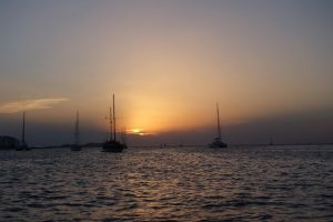 58 Sonnenuntergang in Sant Antoni