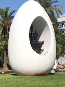 66 Das Ei des Kolumbus